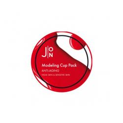 Альгинатная маска антивозрастная J:ON ANTI-AGING MODELING PACK 25гр.