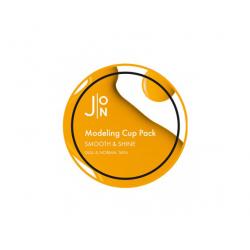 Альгинатная маска гладкость и сияние J:ON SMOOTH & SHINE MODELING PACK 25гр.